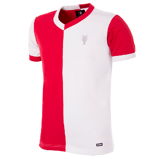 Feyenoord 1970 Retro Shirt Home Short sleeve