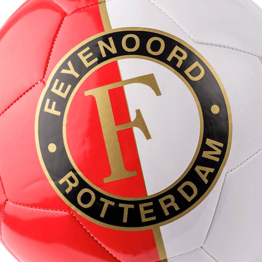 Feyenoord Football Red White Logo Official Feyenoord Fanshop