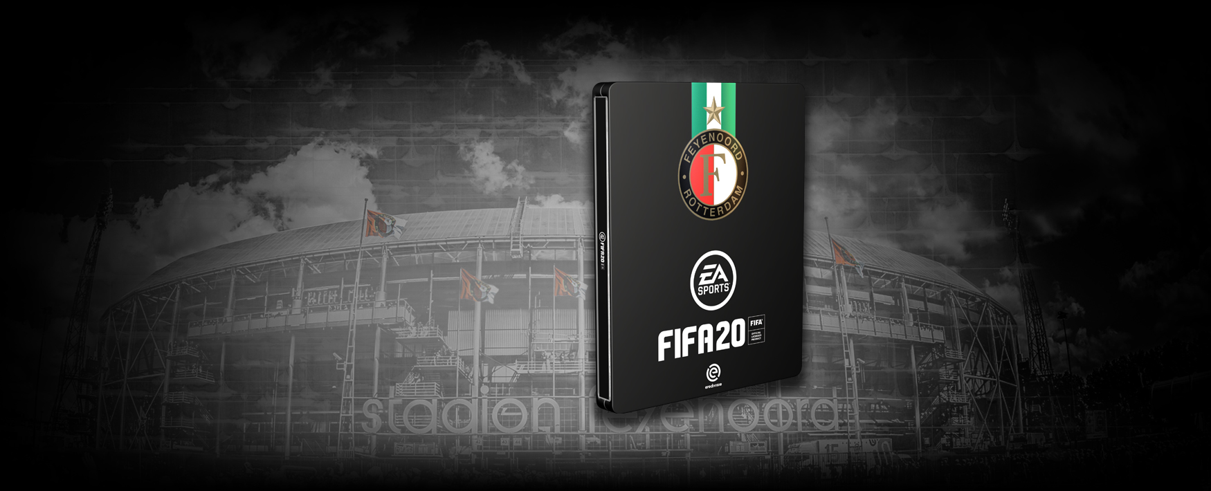 NOW AVAILABLE: FIFA 20!